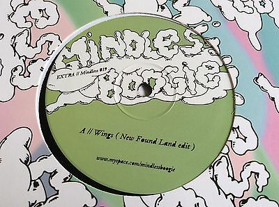 "New Found Land Wings 12"" Vinyl Mint As New Synth-Pop Rock Mr.Mister Whitesnake"