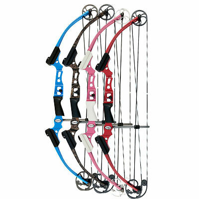 New Mathews Genesis Blue Mini Youth Bow LH Archery Model# 11416