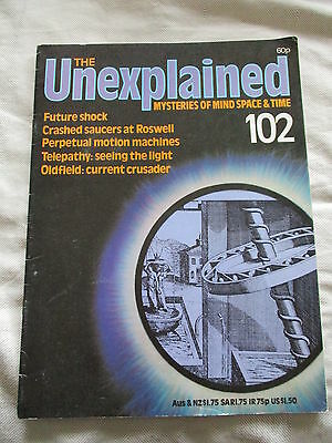 The Unexplained Magazine - Issue 102