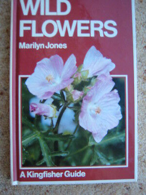 Wild Flowers Book - A Kingfisher Guide 1St