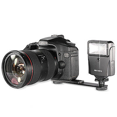 Pro Digital Auto Slave Flash with Bracket Set for All Digital Cameras