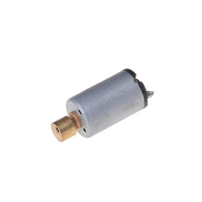 DC 1.5-6V 1750-7000RPM Output Speed Electric Mini Vibration Motor Silver+Gold JR