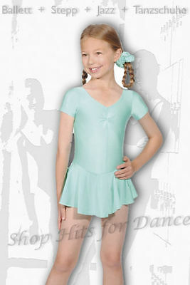 2027/28# Leotard with Skirt Short-sleeved Size 98 up to 36