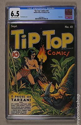 Tip Top Comics (1936) #41 CGC 6.5 1465786011