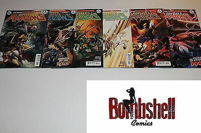 Odyssey of the Amazons 1-6 Complete DC Comic Lot Set 1st Print Collection