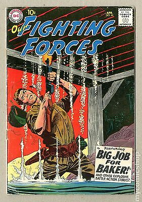 Our Fighting Forces (1954) #44 VG- 3.5