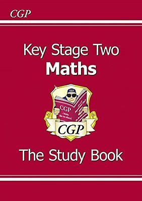 KS2 Maths Study Book (for the New Curriculum)-CGP Books