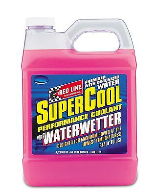 Red Line Supercool Water Wetter 64oz Premixed With De-Ionized Water 80205