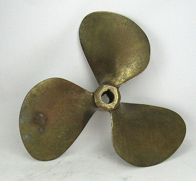Antique Bronze Boat Propeller