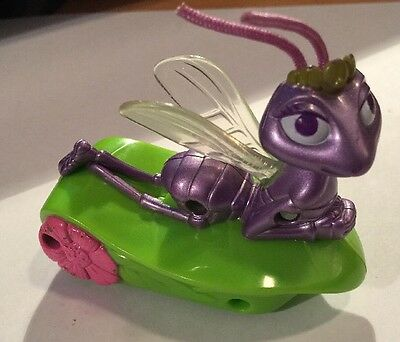 "1998 Princess Atta 3"" McDonald's Action Figure Toy Disney Pixar A Bug's Life"