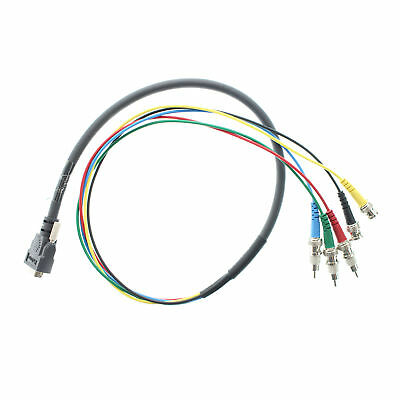 Extron 26-533-12 Syn Bncm/12 Cable Assembly, 15-Pin Hd Male To Bnc Male, 3-Feet