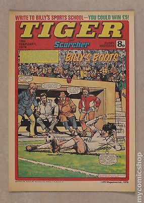 Tiger Tiger and Hurricane/Tiger and Jag/Tiger and Scorcher #780218 NM- 9.2