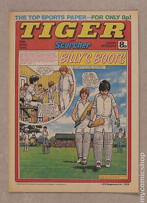Tiger Tiger and Hurricane/Tiger and Jag/Tiger and Scorcher #780624 VF/NM 9.0