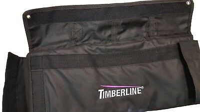 Timberline Folding Pocket Knife Roll Storage Display Case Collection Holder