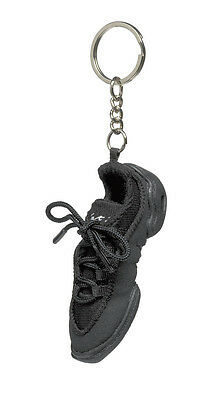 Black Sneaker Dance Shoes keyring Gift By Katz Dancewear Christmas