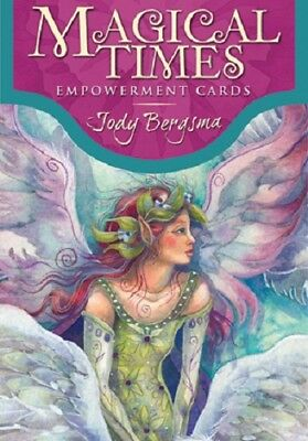 Magical Times Empowerment Cards NEW 44 color cards 28 pg booklet Jody Bergsma