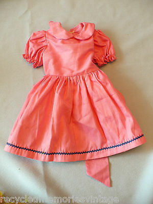 Saucy Walker doll dress 20 p mommy made some need finished fits about 21 22 inch