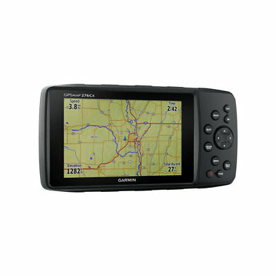 GARMIN GPS MAP 276Cx Navigatore All-Terrain 276 Cx GPS GLONASS art. 010-01607-01