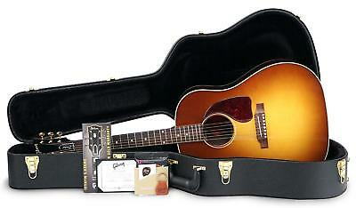 Limited Edition Gibson Westerngitarre mit Tonabnehmer in Honey Burst inkl Koffer