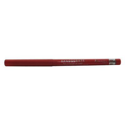 BUY 2 GET 1 FREE!!  Rimmel Exaggerate Full Colour Lip Liner [Choose Color]