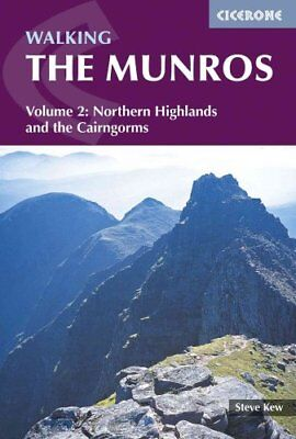 Walking the Munros: Northern Highlands and the Cairngorms Vol 2 9781852849313