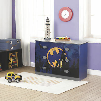 O'Kids Kid's Dresser- Batman