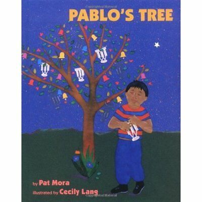 Pablo's Tree - Hardcover NEW Mora, Pat 1994-10-02