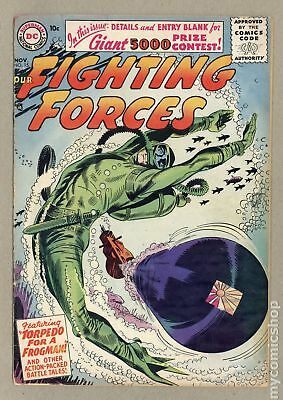 Our Fighting Forces (1954) #15 GD+ 2.5