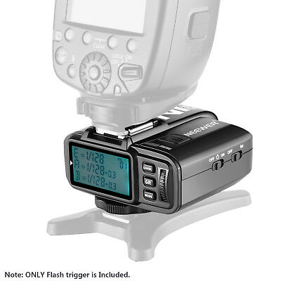 Neewer TTL HSS 2.4G Wireless Flash Trigger Transmitter for Olympus Panasonic