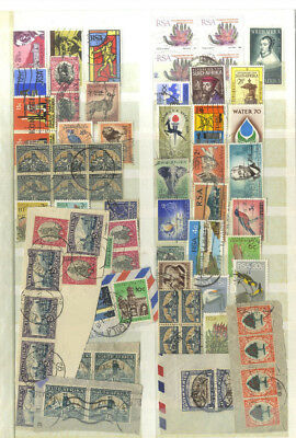 Lot 70 Timbres  Afrique Du Sud South Africa Suid Afrika