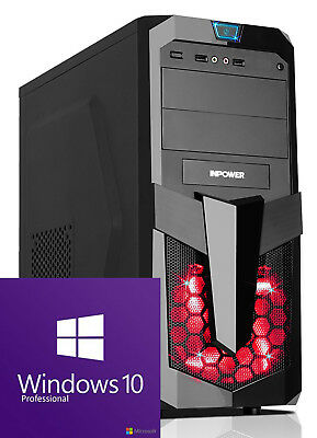 GAMER PC INTEL CORE i7 7700K GTX 1080 8GB/RAM 16GB/240GB SSD/Windows 10/Computer
