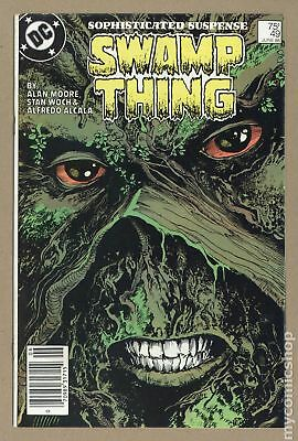 Swamp Thing (1982 2nd Series) #49 FN+ 6.5