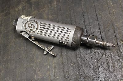 Chicago Pneumatic Aircraft Tools Straight Die Grinder Model Cp 872, 22,000 Rpm