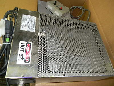 Environmental Specialties Inc. ESI-HP1 Evaporator, 4.7 Lb Capacity, .9 Lb/Hr