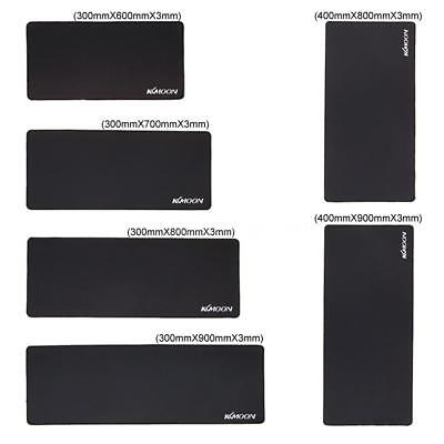 Large Size Extended Anti-slip Rubber Speed Mouse Mice Pad Desk Mat AU Stock N7F2