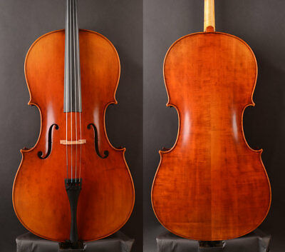 Special Offer! Modern Stradivari Copy Cello Fine Tone, Oil varnish