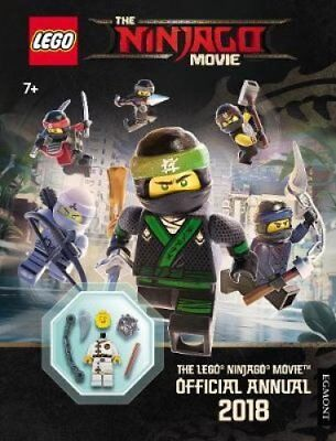 The LEGO Ninjago Movie: Official Annual 2018 by Egmont Publishing UK...