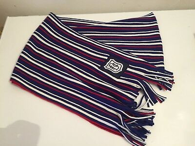 Dundee Football Large Scarf (college style)