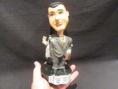 Week Days Are For the Office Weekends Are For Sin City Fun Bobblehead Nodder