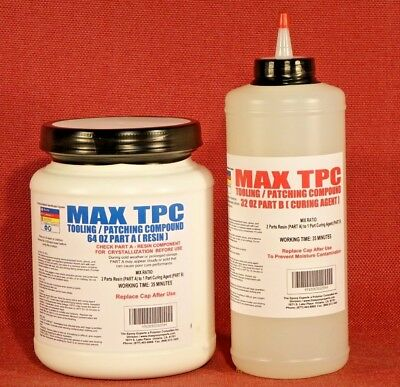 Epoxy Resin 4 Hull Repair Patching Wood Rot Filler Sand Paintable Marine Grade
