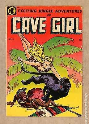 Cave Girl (1953 ME) #14 GD+ 2.5