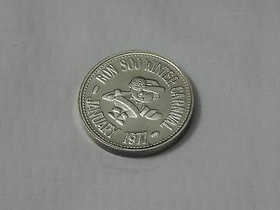 1977 Sault Ste Marie,on. $2 Trade Token  Mintage 1 Pc .984 Ozt  Asw  .999