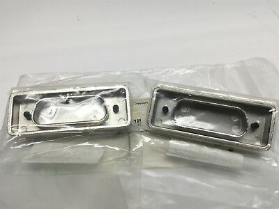 Lot of 2 776947-02 National Instruments GPIB Conn Adapter Female Cover 182771A