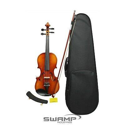 Artist Solid Wood Student Violin Package 1/2 Size