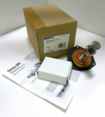 "New Watts LFRK 909M1 VT Series 909 Complete Relief Valve Repair Kit, 1 1/4"" - 2"""
