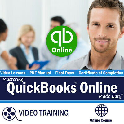 Learn QUICKBOOKS ONLINE Video Training Tutorial CPE PKC Professional Course