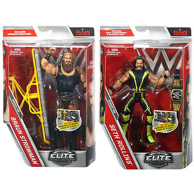 * NEW IN BOX * WWE Elite 52 Wrestling Action Figure Kid Child Mattel Toys Gift