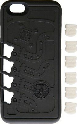 Klecker Knives--Stowaway EDC iPhone Case Black