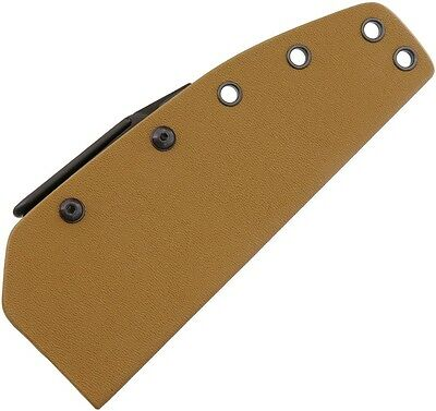 Armory Plastics LLC--DIY Kydex Sheath Round Tan