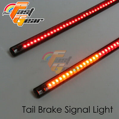 330mm Integrated Turn Tail Brake Light For Universal Motorcycle